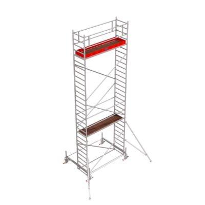 STABILO Fahrgerüst Serie 100, 3 m Feldlänge, 8,40 m Arbeitshöhe