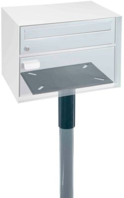 Ständer mit Adapter zur Swiss-Mailbox