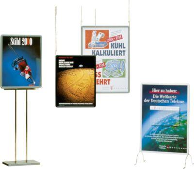 Stahlregal PROGRESS 2000, Regalfeld, ohne Rückwand, H 2250 x B 1000 x T 300 mm, Rahmen silber