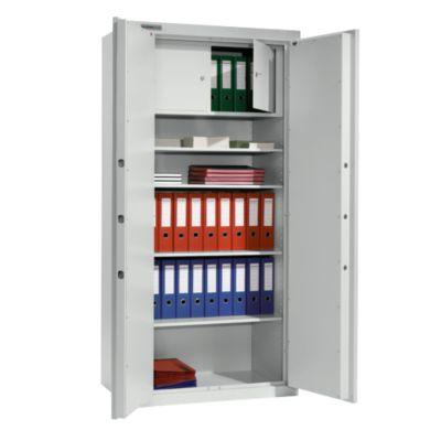 Stahlschränke TS 2, 4 Fachböden, ohne Innenfach