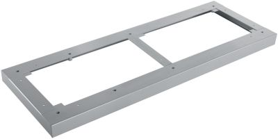 Stahlsockel TETRIS WOOD, für Regale/Schränke B 1000 mm