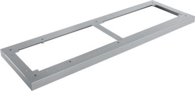 Stahlsockel TETRIS WOOD, für Regale/Schränke B 1200 mm