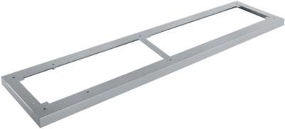 Stahlsockel TETRIS WOOD, für Regale/Schränke B 1600 mm