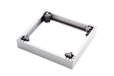 Stahlsockel TOPAS LINE, für Regale und Schränke Topas Line, B 400 mm