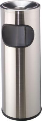 Standascher, Edelstahl, ø 240 x H 610 mm