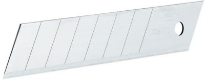 STANLEY Abbrechklingen 18 mm, 10 St.