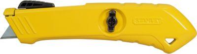 STANLEY veiligheidsmes, intrekbaar met wiel,165 mm