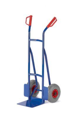Stapelkarre, Luftreifen, Tragkraft 250 kg