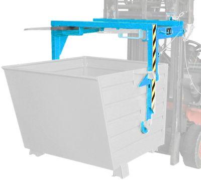 Staplertraverse BST 200, für Stapelkipper BSK, blau