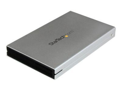 StarTech.com eSATAp / eSATA oder USB 3.0 externes 2.5 SATA III 6Gb/s Festplattengehäuse mit UASP - Portable HDD / SSD - Speichergehäuse - SATA 6Gb/s - eSATA 6Gb/s, USB 3.0