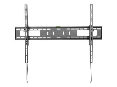 StarTech.com Flat Screen TV Wall Mount - Tilting - Heavy Duty TV Wall Mounting Bracket for 60-100in Television - Up to 165lb (FPWTLTB1) - Wandhalterung