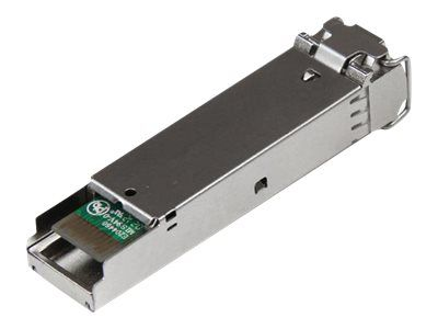 StarTech.com Gigabit LWL SFP Transceiver Modul - Cisco GLC-SX-MM kompatibel - MM LC - 550m - Mini GBIC 10er Pack - 1000Base-SX - SFP (Mini-GBIC)-Transceiver-Modul - GigE