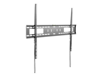 "StarTech.com Heavy Duty Commercial Grade TV Wall Mount - Fixed - Up to 100"" TVs (FPWFXB1) - Wandhalterung"