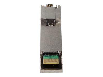 StarTech.com StarTech.com Cisco kompatibles SFP+ Transceiver Modul - 10GBASE-T - MSA konform - RJ45 Kupfer - 10GBASE-T - 30m mit CAT6a - SFP+-Transceiver-Modul - 10 GigE