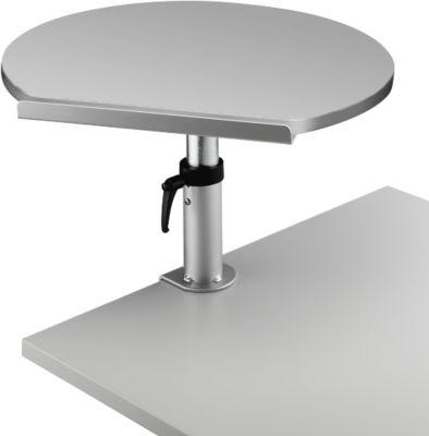 Statafel Maul 93011 blad grijs