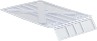 Staubdeckel für Sichtlagerkasten LF 531