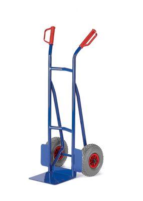 Steekwagen, massief rubber banden, draagvermogen: 250 kg