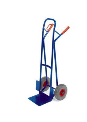 Steekwagen, massief rubber banden, draagvermogen: 350 kg