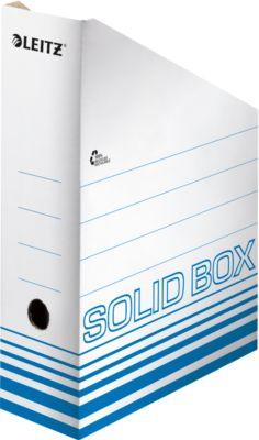 Stehsammler Leitz Solid 4607 100 mm, DIN A4, 10 Stück, blau