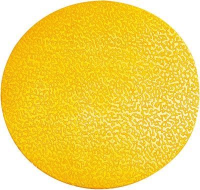 Stellplatz-Markierung Durable, selbstklebend in Punkt-Form, für Böden, 10 Stück