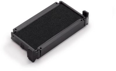 stempel kussen voor verschillende trodat® stempel 4822, zwart, 1 pak van  2 stuks