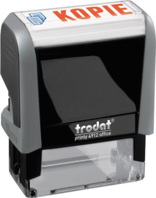 Stempel trodat® Eco-Printy Office mit Text KOPIE