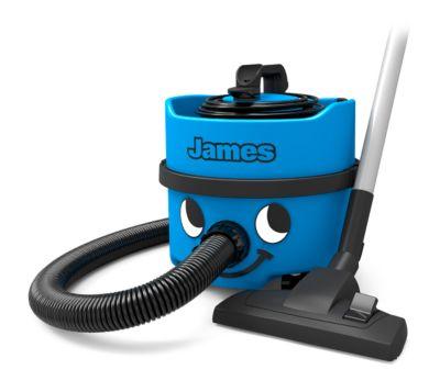 Stofzuiger James JDS 181-11, met zak, 620 Watt motor, 2,2 m afzuigslang, met zak