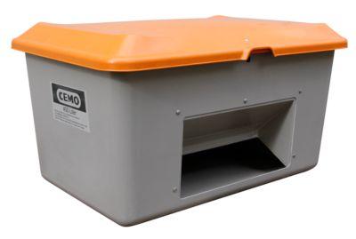Streugutbehälter Standard, mit Entnahmeöffnung, 400 l, L 1210 x B 820 x H 670 mm