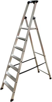 Stufenleiter Solido, 7 Stufen