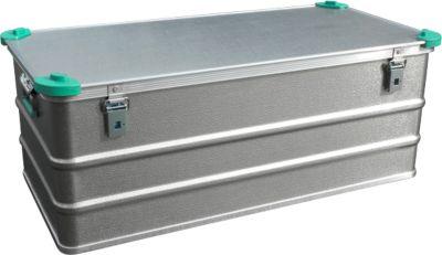 Super-Box, Leichtmetall, mit Stapelecken, 150 l