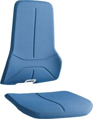 Supertec-Polster für Basisstuhl Neon, blau