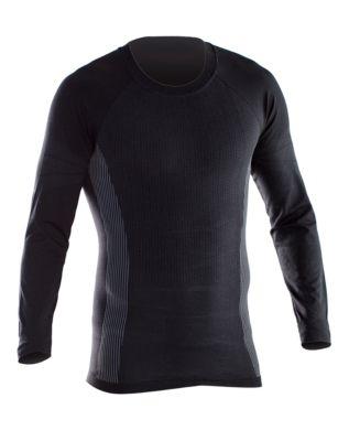 Sweater Hautnah grau/schwarz S