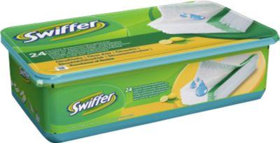 Swiffer® Natte dweilen, 24 doeken, 24 doeken