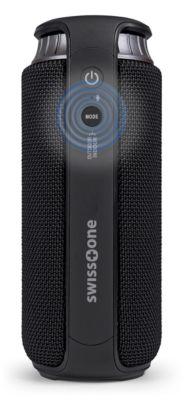 Swisstone Bluetooth-Lautsprecher BX 500, In- & Outdoor-Modi, 2 x 12 W Lautsprecher