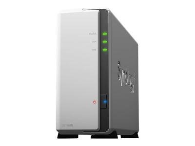 Synology Disk Station DS119j - Gerät für persönlichen Cloudspeicher - 0 GB
