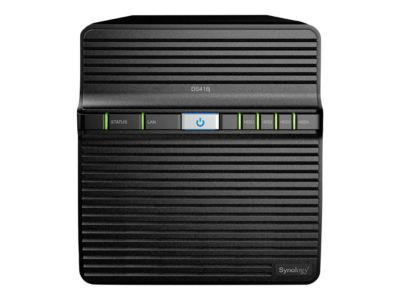 Synology Disk Station DS418j - NAS-Server - 56 TB