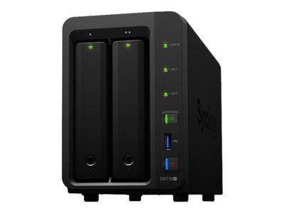 Synology Disk Station DS718+ - NAS-Server - 28 TB
