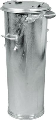 Systeem-afvalemmer, 110 l, zonder beugels