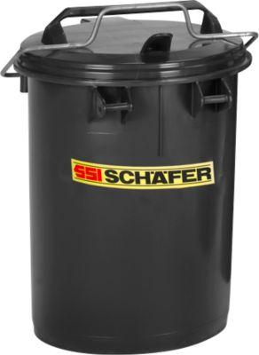System-Mülleimer SME 35, anthrazit