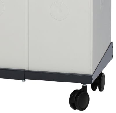 Systemrollwagen für System Karat 2000, 1010-1410 mm verstellbar