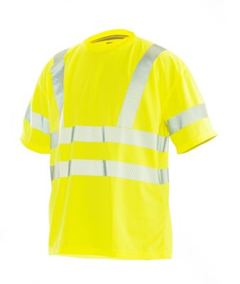T-shirt HV gelb L