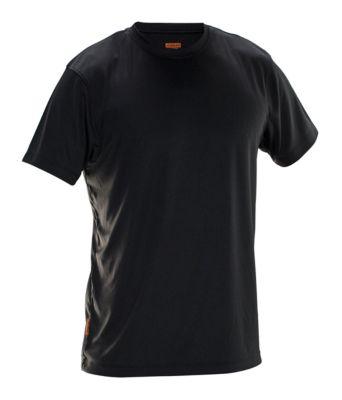 T-Shirt Spund Dye schwarz XS
