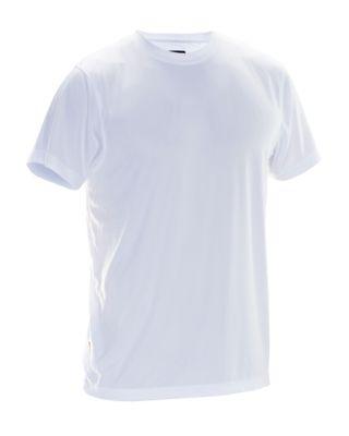 T-Shirt Spund Dye weiss S