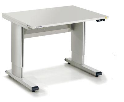 Table d atelier et tables hauteur ajustable sch fer shop - Table de travail reglable en hauteur ...