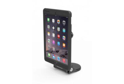 Tablet Halterung Compulocks Grip&Dock, universell für alle Tablets, mit Schloss, schwarz