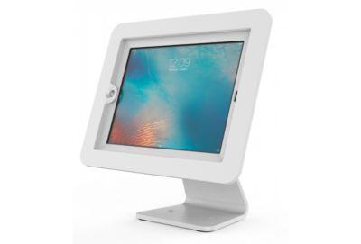 Tabletständer Compulocks Executive 360, horizontale Montage, 360° drehbar, 180° kippbar, Aluminium, weiß