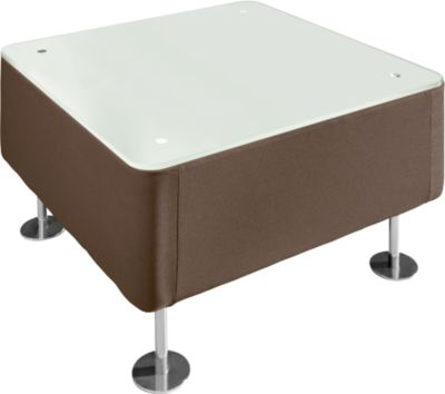 Tafel WALL IN, cappuccino