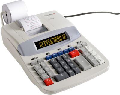 Tafelrekenmachine Olympia CPD 512