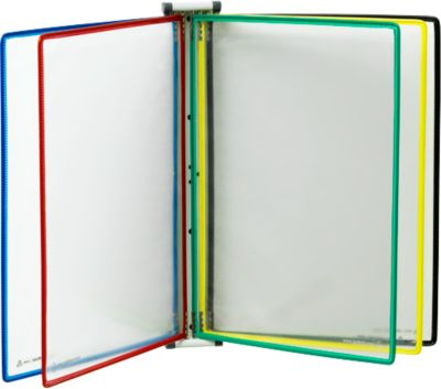 tarifold Magnetisch wanddisplaysysteem, 5 zichtpanelen
