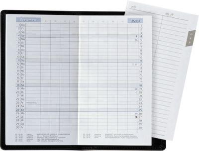 Taschenkalender Clubline, 32 Seiten